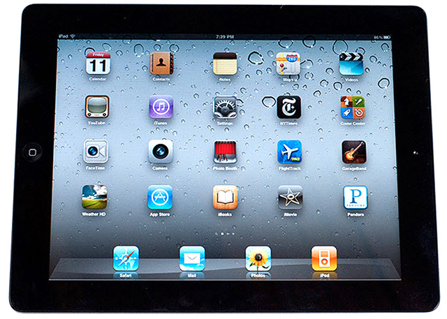 ipad apps and websites